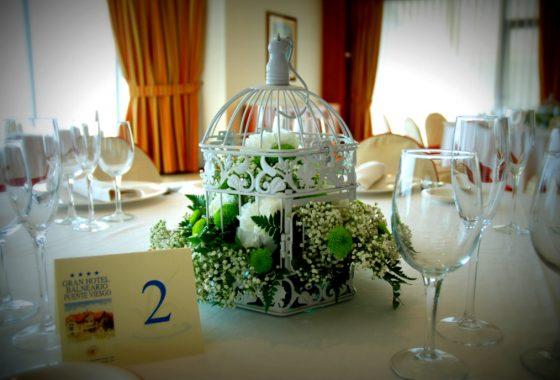 Salones para bodas y eventos