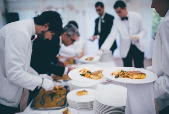 Catering Empresas. Amuerzos y cenas de trabajo.