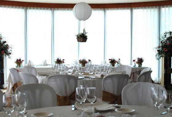 Espacios singurales para bodas
