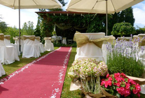 Catering el Jardin, del Balneario de Puente Viesgo
