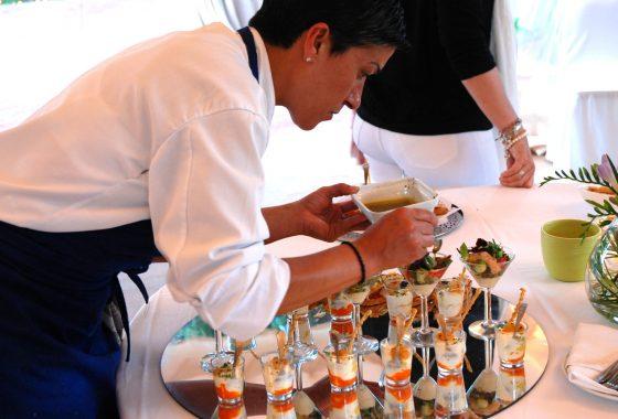 Show cooking en Cantabria