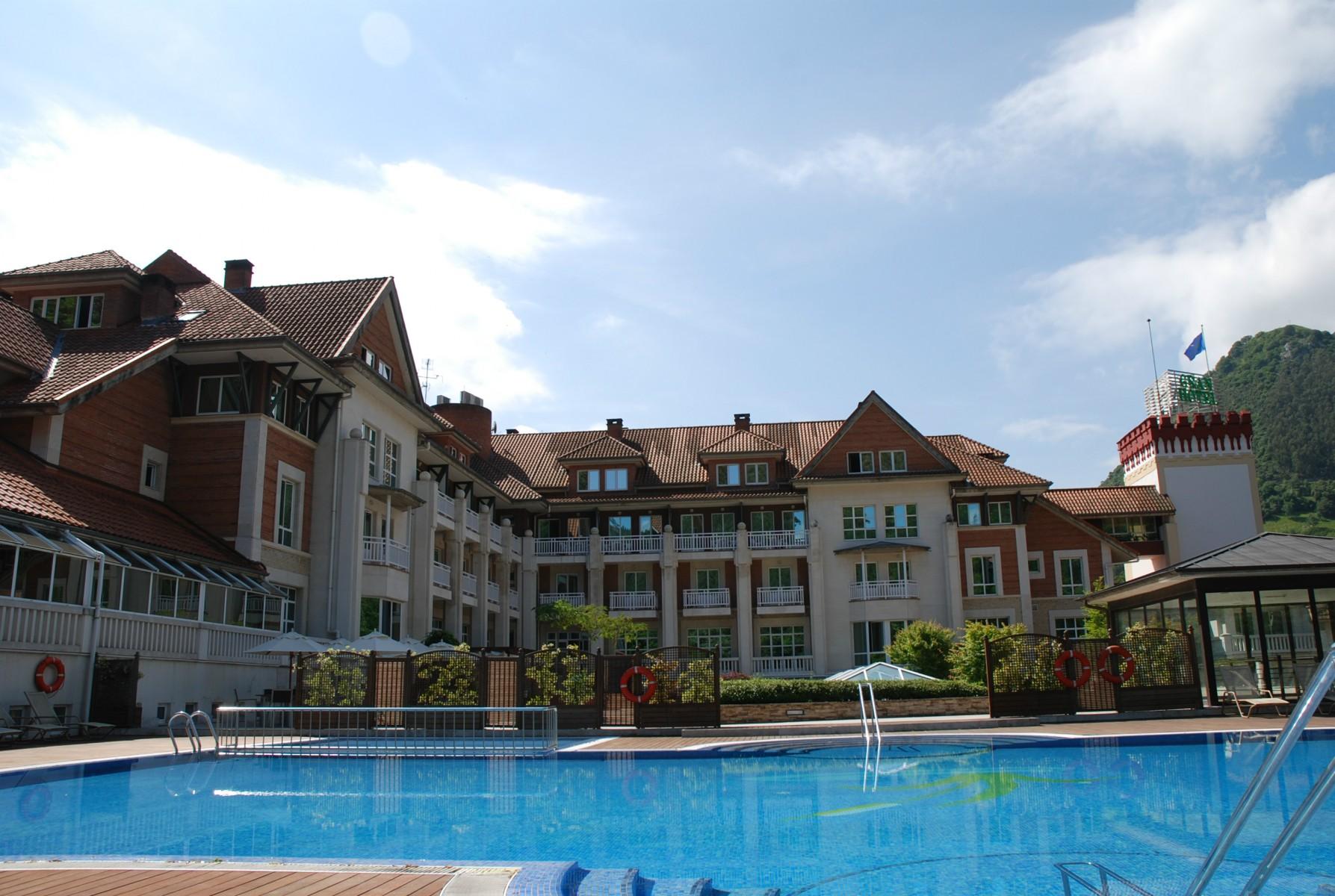Gran Hotel Gran Hotel Balneario Puente Viesgo