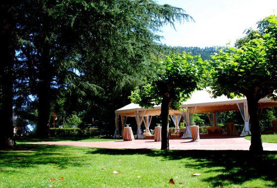 jardines para eventos en santander