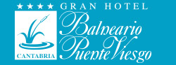Gran Hotel Balneario Puente Viesgo Logo