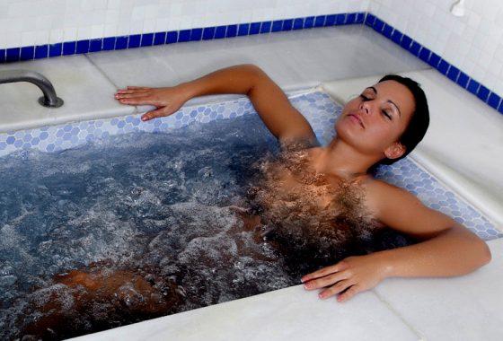 Baños de Burbujas - Gran Hotel Balneario Puente Viesgo