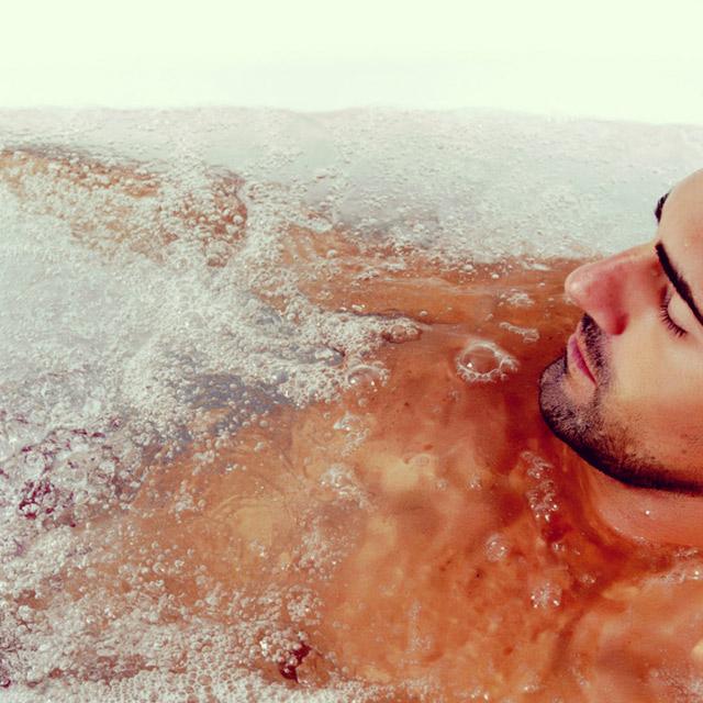 Baños de aguas termales