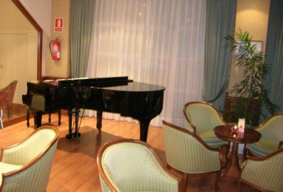 Sala de música en Cantabria