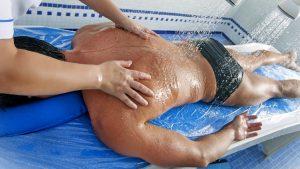 Tratamiento de Relax del Mar Muerto en Cantabria