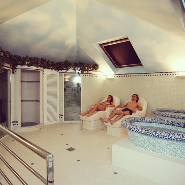 Tratamiento de Balneario relax en pareja en Cantabria