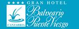 Gran Hotel Balneario Puente Viesgo Logo para Móvil