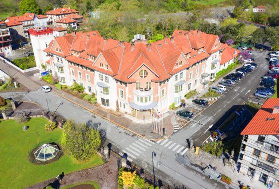 Gran Hotel Balneario Spa de Puente Viesgo en Cantabria