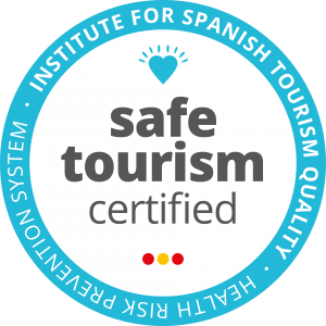 Logo Safe Tourism - icte